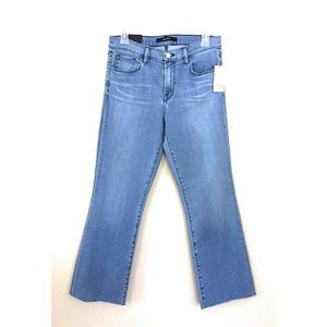 J Brand Jeans - J Brand Selena Mid-Rise Crop Boot Jeans Size 28